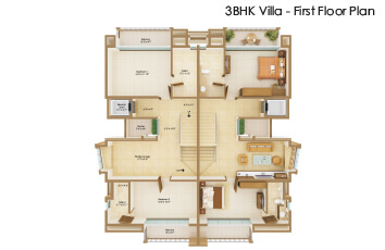 3 bhk 4 bhk apartments and villas in goa ashok beleza for 4 bhk villa interior design